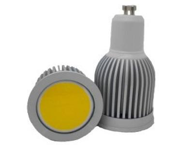 AB POWER LED, COB LED, 5W, GU10