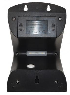 Applique LED Solaire 3.2W Noir -2