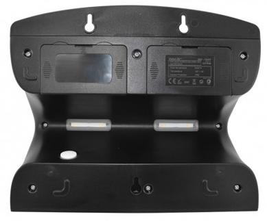 Applique LED Solaire 6.8W Noir -2