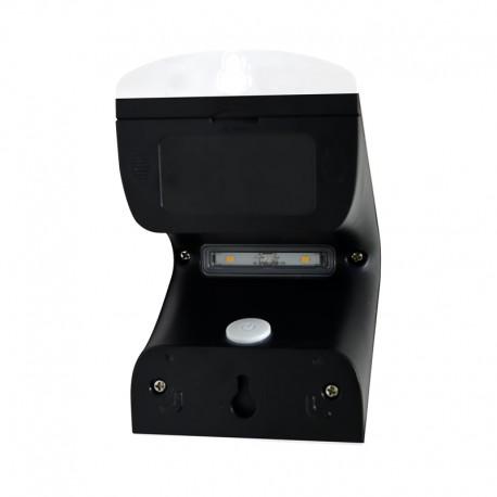 Applique LED Solaire 2W Blanc -3
