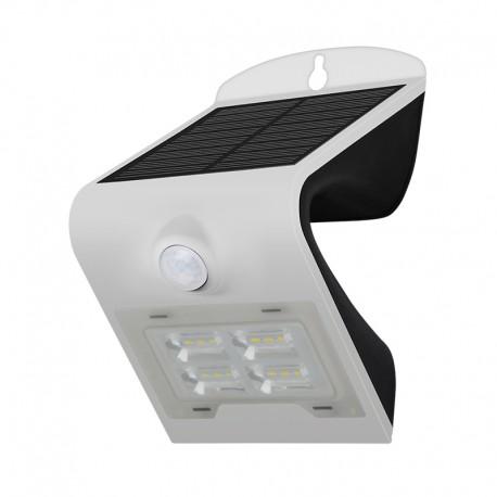 Applique LED Solaire 2W Blanc -1