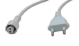 Cable alimentation 2 Pins