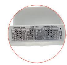 Hublot LED 18W détecteur BC -2