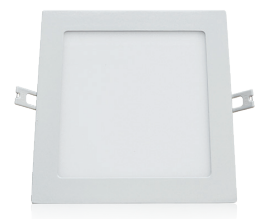 Pavé à LED 20W Blanc froid 200x200 Finition Blanc