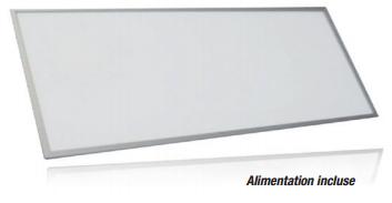 Pavé LED 45W Alu 30x1200