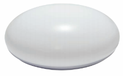 Plafonnier LED Saillie 18W Blanc neutre Rond