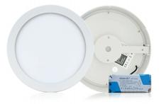 Plafonnier LED 18W Rond-2